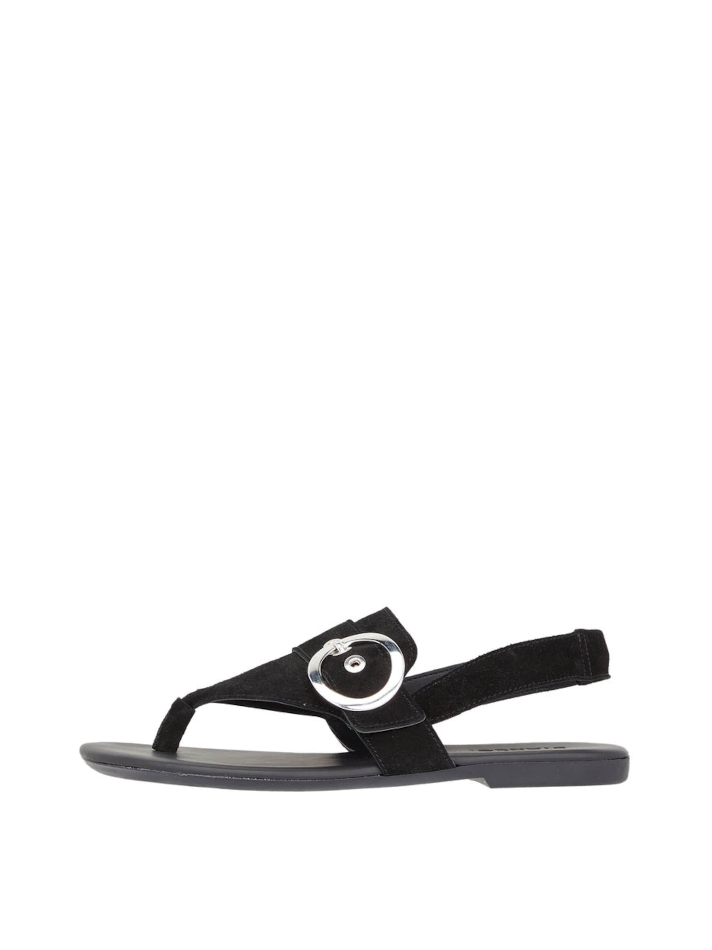 Bianco Runde Schnallen Sandalen Verschleißfeste billige Schuhe