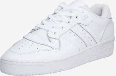 ADIDAS ORIGINALS Sneakers low 'RIVALRY LOW' in white, Item view