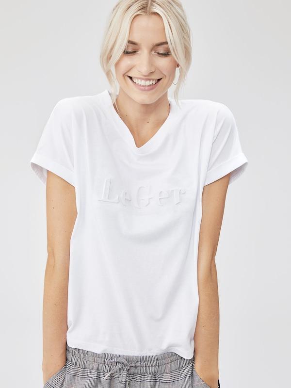 shirt 'tia' En Lena Blanc Gercke Leger By T 7gYbfyv6