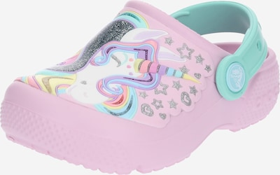 Crocs Clogs 'Fun Lab' in mint / mauve, Produktansicht
