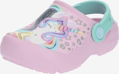 Crocs Schuh 'Fun Lab' in mint / mauve, Produktansicht