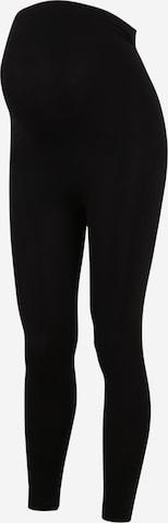 Envie de Fraise Tights  'LEGGING SEAMLESS' in Black