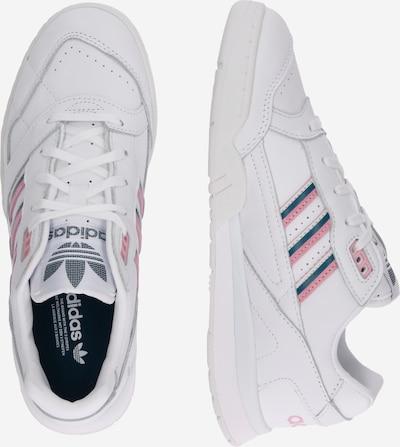 ADIDAS ORIGINALS Sneakers laag 'A.R. Trainer' in de kleur Rosa / Wit: Zijaanzicht