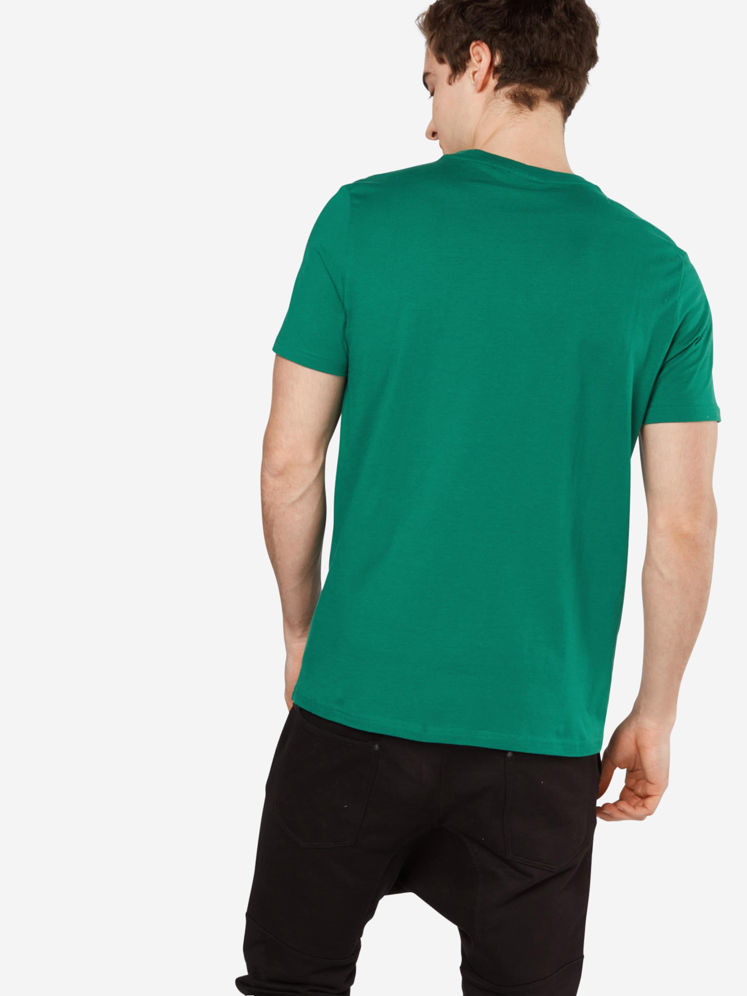 Champion Authentic Athletic Apparel T-Shirt mit Front-Print Online-Shopping Mit Mastercard Limited Edition Online OTUtfVM