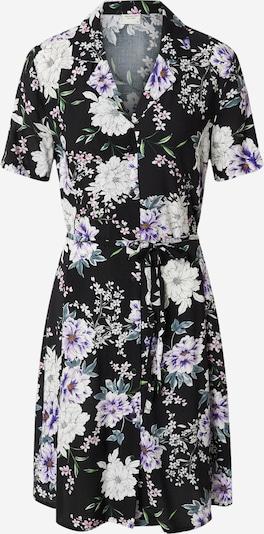 JACQUELINE de YONG Sukienka 'JDYSTARR LIFE S/S SHIRT DRESS WVN' w kolorze czarnym, Podgląd produktu