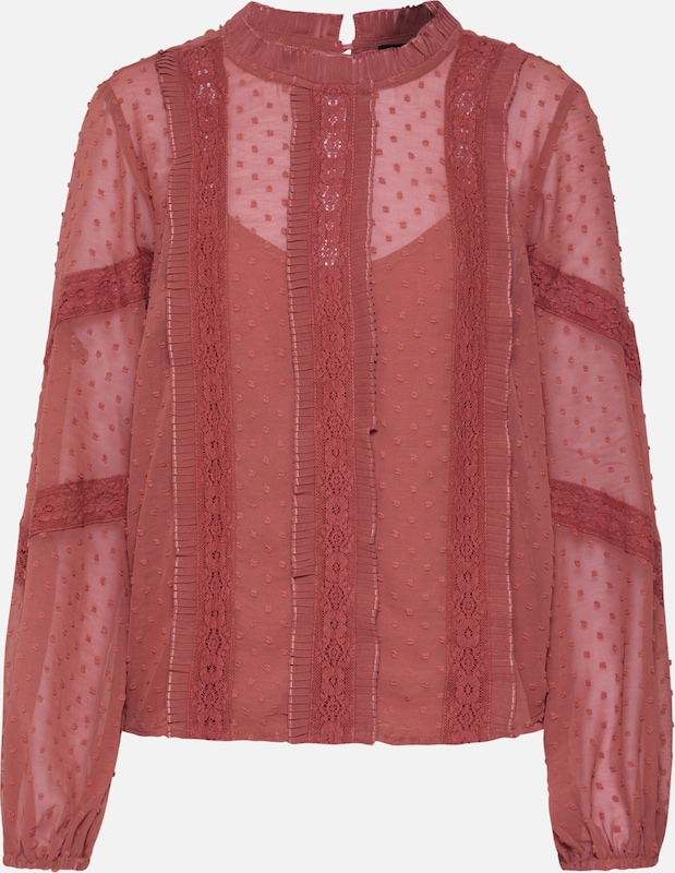 tigha Blouse 'Sohana' in de kleur Rosa, Productweergave