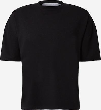 NU-IN T-Shirt 'Oversized' en noir, Vue avec produit
