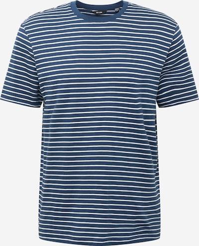 Tricou 'MICK' Only & Sons pe marine / alb, Vizualizare produs