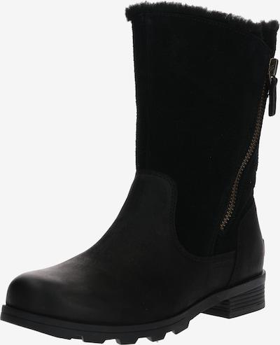SOREL Škornji 'EMELIE FOLDOVER' | črna barva, Prikaz izdelka