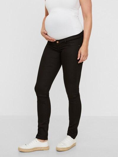 MAMALICIOUS Jeans 'JULIANE' in schwarz, Modelansicht