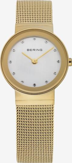BERING Uhr in gold / weiß, Produktansicht