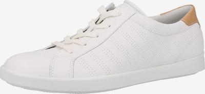 ECCO Sneaker in braun / weiß, Produktansicht