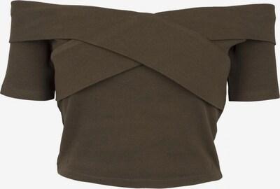 Urban Classics Shirt in oliv, Produktansicht