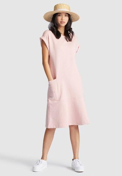 khujo Kleid ' SVETLANA ' in pink, Modelansicht