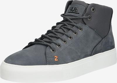 HUB Augstie apavi 'Murrayfield 2.0 N33' pieejami kamuflāžas / balts: Priekšējais skats