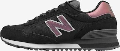 Sneaker bassa new balance di colore rosa antico / nero, Visualizzazione prodotti