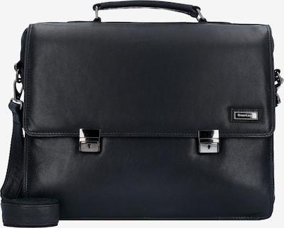 GREENLAND Aktentasche in schwarz, Produktansicht