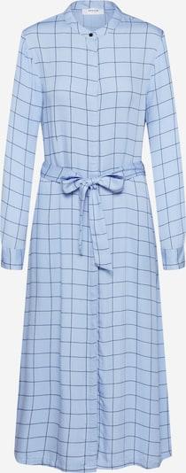 MOSS COPENHAGEN Kleid 'Meline Alana LS Dress AOP' in blau, Produktansicht