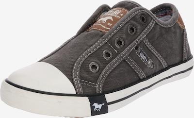 MUSTANG Schuhe 'Kinder Slipper' in grau, Produktansicht