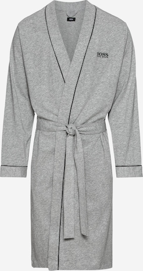 BOSS Badjas lang  in de kleur Grijs, Productweergave