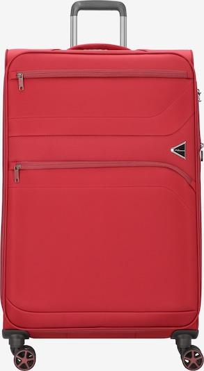 cocoono Trolley 'Devotion 4-Rollen' in rot, Produktansicht