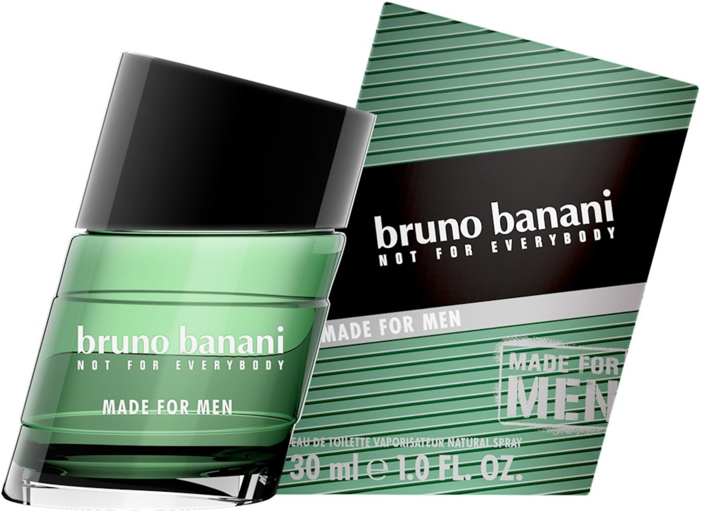 'made Toilette For De Bruno In Banani Grün Men'Eau bf76yg