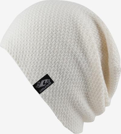 chillouts Mütze 'Osaka Hat' in weiß, Produktansicht