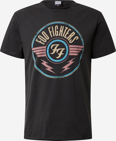 Tricou 'FOO FIGHTERS AIR ' AMPLIFIED pe gri închis, Vizualizare produs