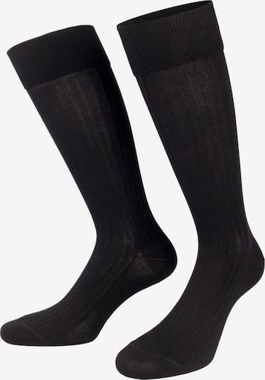 PATRON SOCKS Čarape 'KS: Highlander Socks' u crna, Pregled proizvoda
