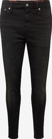Superdry Jeans 'TRAVIS SKINNY' in black denim, Produktansicht
