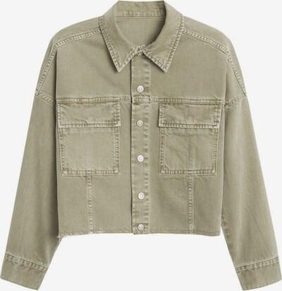 MANGO Jacke 'Melissa' in khaki, Produktansicht