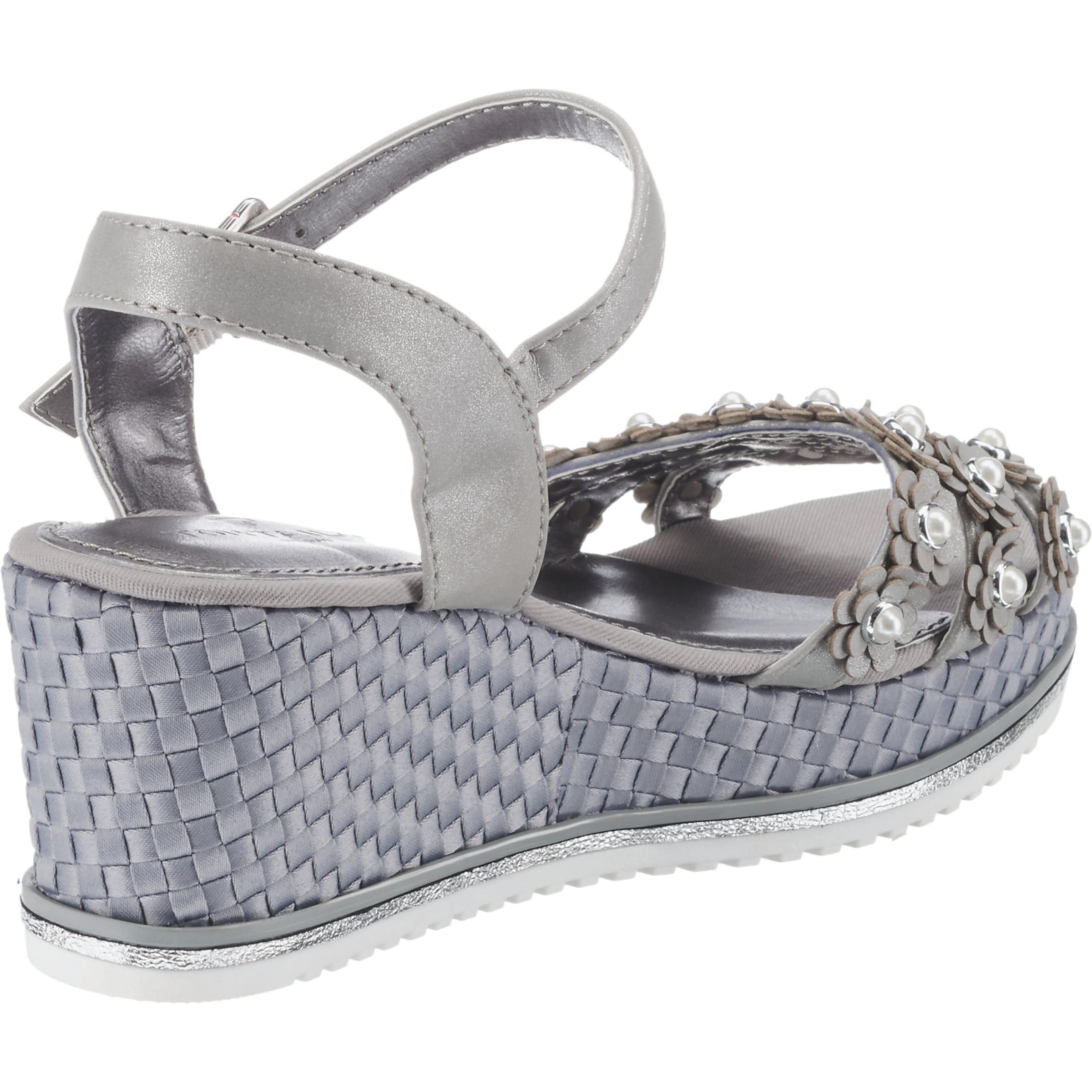 Tom Sandaletten Tom Tailor Silber Tailor Sandaletten In Silber In UMpSqGzV