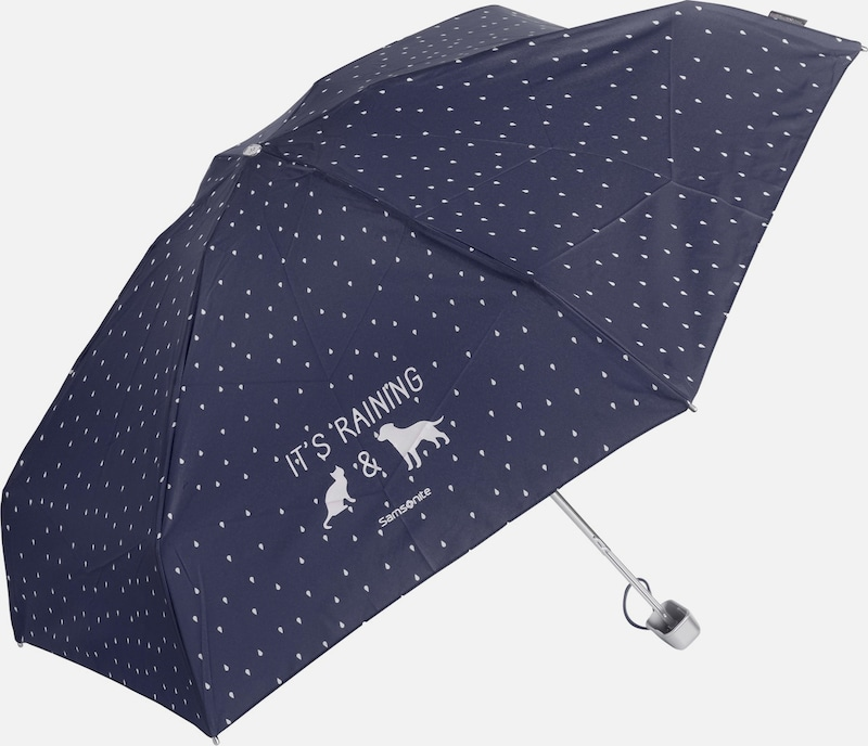 Samsonite Accessories Folding Umbrella 17 Cm