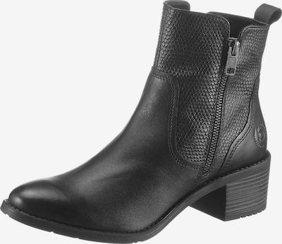 bugatti Stiefelette 'RUBY' in schwarz, Produktansicht