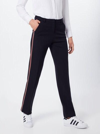 Pantaloni 'Milano' BRAX pe negru, Vizualizare model