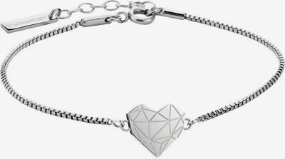 Liebeskind Berlin Armband 'Herz' in silber, Produktansicht