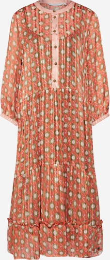 NÜMPH Kleid 'NUAMABEL' in creme / rot, Produktansicht
