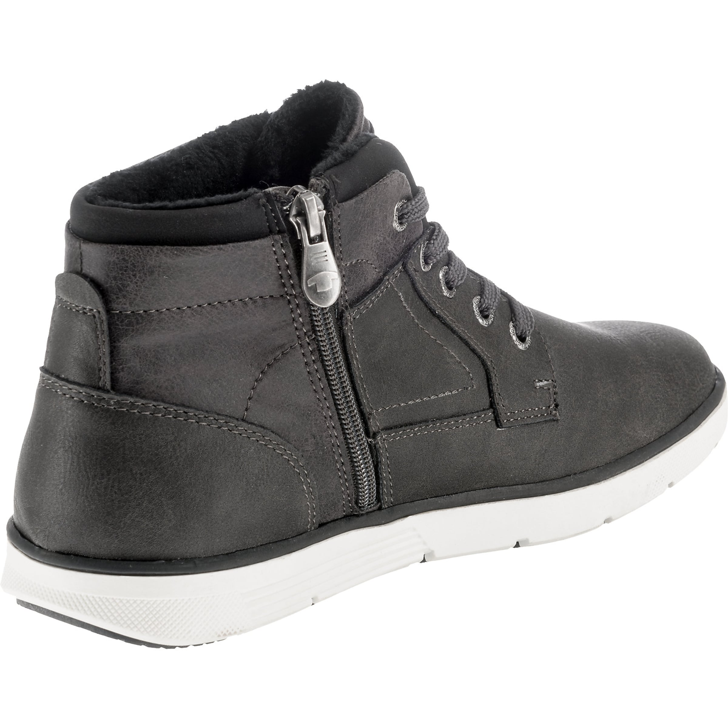 Sneakers DunkelgrauWeiß Tom In High Tailor q4ALj35R
