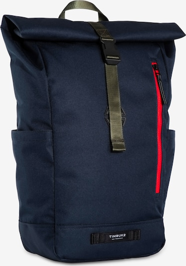 TIMBUK2 Rucksack 'TBH Tuck Pack' in blau / rot, Produktansicht