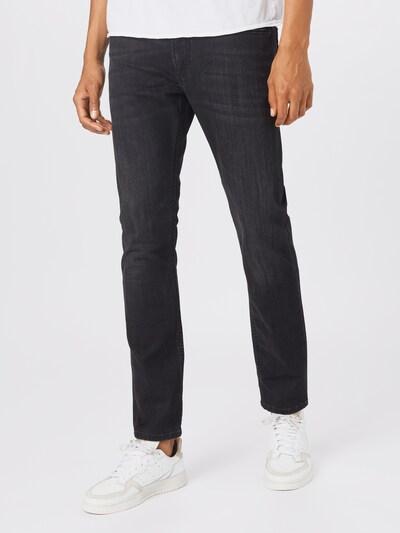 DIESEL Jeans 'THOMMER-X' in schwarz, Modelansicht