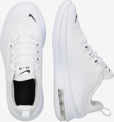 Nike Sportswear Sneakers 'Air Max Axis' in de kleur Wit: Zijaanzicht