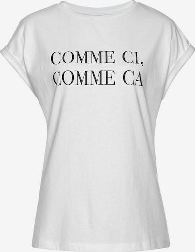 BUFFALO T-Shirt in weiß, Produktansicht