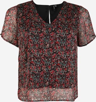 Vero Moda Curve Bluza 'KAY' | mešane barve / črna barva, Prikaz izdelka