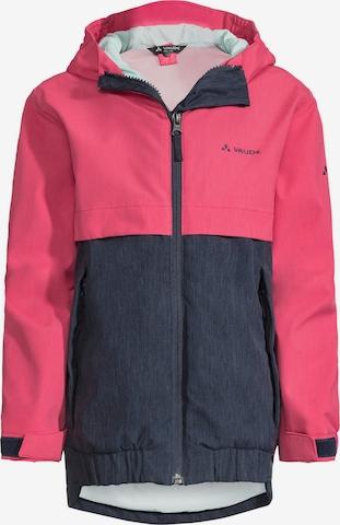 VAUDE Outdoor jacket 'Hylax' in Blue