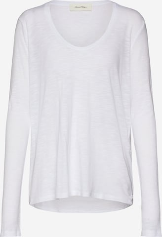 AMERICAN VINTAGE Shirt 'JACKSONVILLE' in Weiß