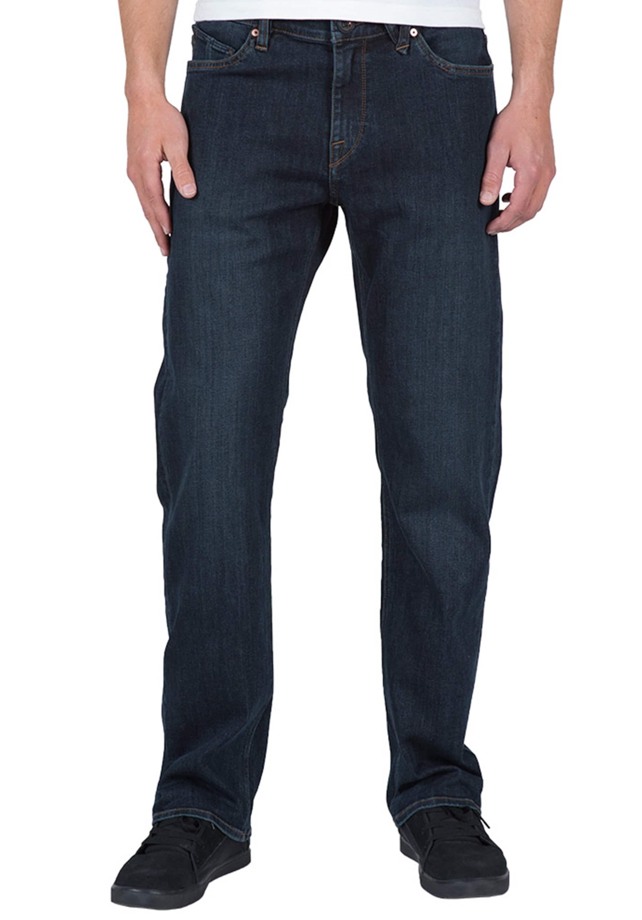 Blue Denim Volcom Kinkade In Jeans BredxoC