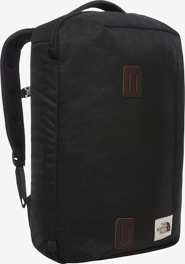 THE NORTH FACE Rucksack in braun / schwarz, Produktansicht