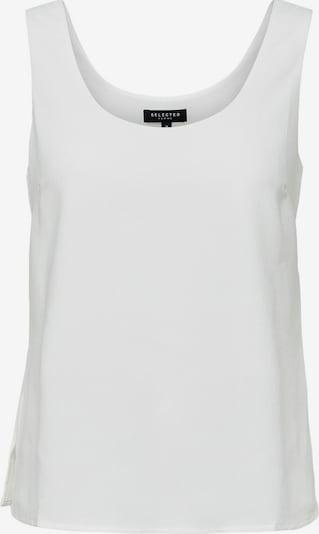 SELECTED FEMME Top in weiß, Produktansicht