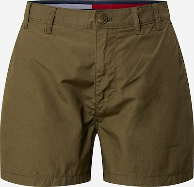 Tommy Jeans Shorts in oliv, Produktansicht