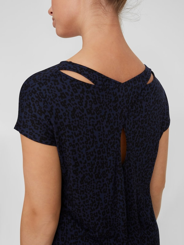 MAMALICIOUS Umstandstop mit Leoparden-Muster